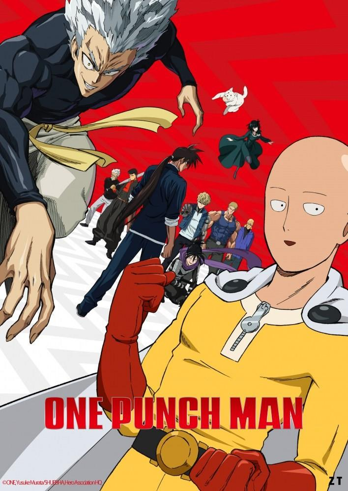 One Punch-Man 2nd season Saison 2 Episode 10