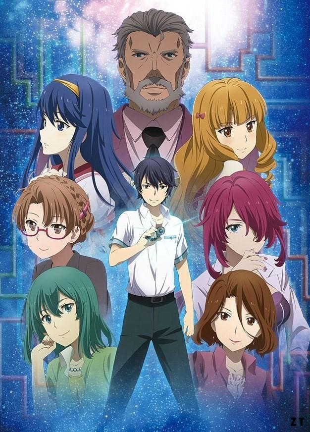 Kono Yo no Hate de Koi wo Utau Shoujo YU-NO Saison 1 Episode 10