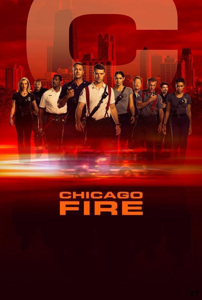 Chicago Fire Saison 8 Episode 10